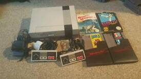 4 SETS OF NES BUNDLE
