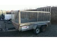 Indespenson 10x6 twin axle trailer