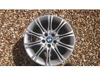 Two BMW MV2 Alloys (In Need of Refurbishment)
