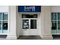 Salt Bistro SaintAnne's Square requires a Chef de Partis