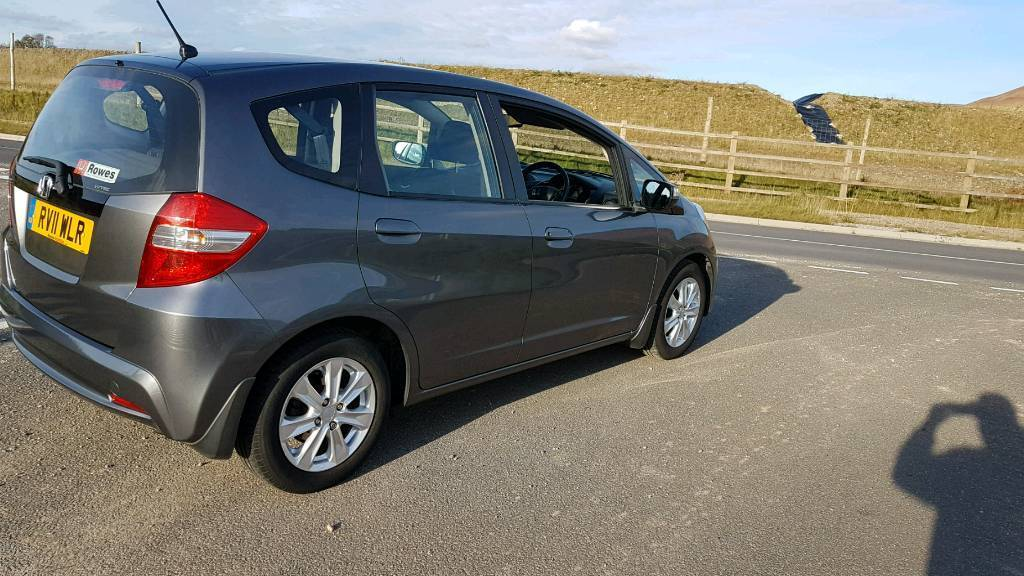 Honda Jazz1 4 E S Auto 2011 With History Local Car In Plymouth