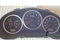Subaru Impreza speedo gauges clocks dash Quick sell
