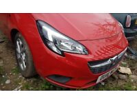 Vauxhall CORSA, 2016, RED for SALE
