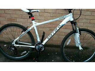Carrera valour bike for sale 18in