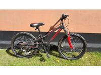 "Kids Bicycle Apollo Spider 16"""