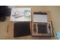 Wacum intuos CTL-480S-S PEN AND TABLET