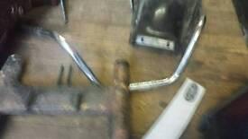 Honda silverwing parts