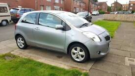 Toyota yaris 1.3. Immaculate on 40k miles