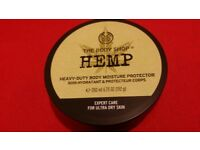 The Body Shop HEMP Heavy-Duty Body Moisture Protector Unwanted gift