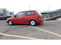 1997 Toyota Starlet For Sale