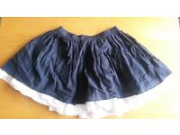 United colours of Benetton Dark blue skirt