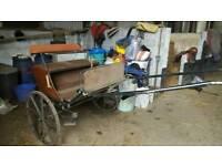 Driving cart
