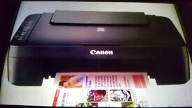 Canon Wireless Printer scanner. Collect today cheap