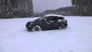 2007-2012 Mazda CX7 Snow Tire Packages starting at $765.16 – P 225/70/16 & P 225/65/17 Snow Tires Installed