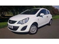 Vauxhall Corsa 1.0 i ecoFLEX 12v S 3dr 1 OWNER + LOW MILEAGE