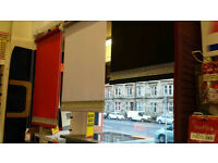 LARGE SELECTION OF ROLLER BLINDS FROM 2FT TO 8FT WIDE FROM ONLY