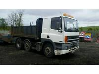 DAF Jak a Box Tipper For Sale