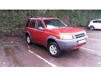 Land rover freelander 1.8 polish plates (polskie tablice) NO LHD!