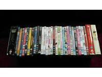 Large bundle of dvds (35) assorted genres