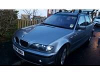 BMW 318i SE touring 2004, petrol