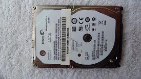 Laptop Seagate Momentus 5400 2.5 inch Hard Drive, 320 GB, SATA , 5400 RPM