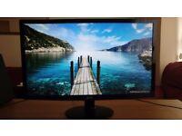 Acer S240HLBID 24-inch Monitor