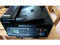 EPSON Wi-Fi colour printer and scanner