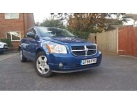 Dodge Caliber 2009 2.0TD FSH leather VW volkswagen engine cheap insurance not bmw audi a4 a5 a3