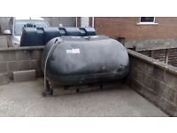 Oil tank for free