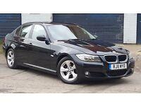 2011 BMW 3 Series 2.0 320d EfficientDynamics ++ FSH ++ 6M MOT ++ SAT NAV ++ LEATHER