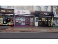 Shop to Let in Green Street, London E7 8JF