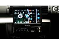 Xtrons flip android car head unit, fit any car (1D stereo)
