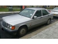 Mercedes Benz 190E AUTO - VERY LOW MILES