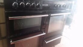 Leisure range ELECTRIC 100cm cooker