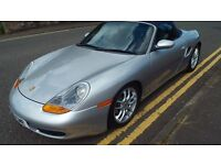 Porsche Boxster 2.7 986 Convertible Tiptronic S 2dr Remapped 240bhp