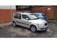 Skoda Roomster 2 1.4TDI Fabia s bigger brother. Almost as good as new in and out