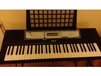 Yamaha Keyboard with stand for sale, Perfect condition