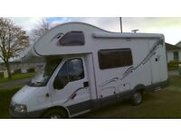 motorhome Fiat, DUCATO, Other, 2006, Manual, 2286 (cc)