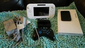 Wii U console & digital games