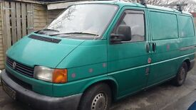 Volkswagon T4 800 Special 1.9 ply lined panel van. Well maintained. Serviced. Original paint.