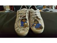 Paddington bear shoes
