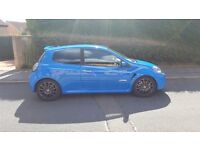 Renault Clio 197 - Racing Blue 73k