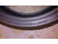 120 70 17 front motorcycle tyre