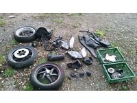 Job Lot Piaggio Nrg Power Spares
