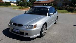 Commodore v6 vy series II   S pack manual 2003 Ballajura Swan Area Preview