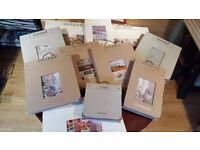 Voyage fabric book collection