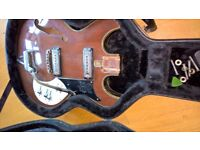 Electric Guitar TEISCO DELRAY vintage Classic Restoration