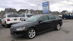 2013 Volkswagen Passat 2.5L Comfortline Luxury family sedan