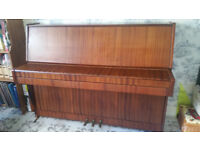 PIANO for sale. Hermann Mayr upright piano in exellent condition.