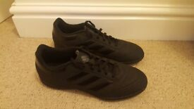 Adidas Goletto Astro Turf Trainers size 6.5UK - worn once
